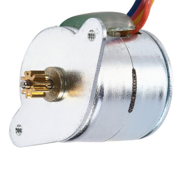 Stepper Motor 5 Phases, Stepper Motors for CCTV Camera, Stepper Motor for IP Camera Customizable