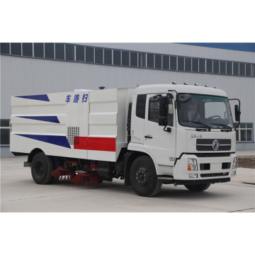 Dongfeng Captain Road Sweeper Truck