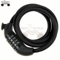 125 CM Mountain Bike Coded Cable Lock