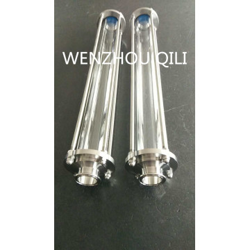 Sanitary Stainless Steel Long Sight Glass