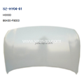 Steel Body Autoparts HYUNDAI 2017 ACCENT HOOD