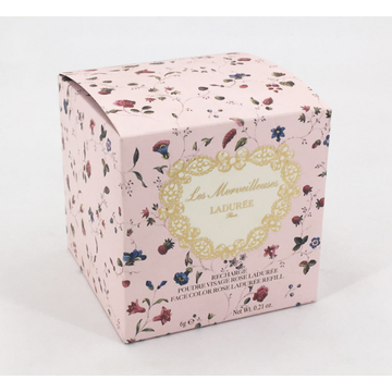 New Coated Paper Printing Gift Box