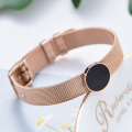 Stainless Steel Rose Gold Bangle Bracelet Wholesale