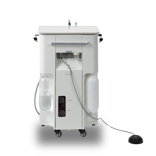 650W Mobile Cart Portable Dental Unit