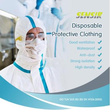 Surgical medical clothing hospital protective suit