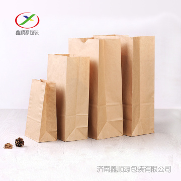 Eco Friendly Fast Food Carrier Packaging Bag