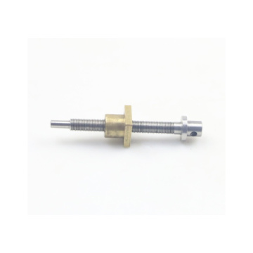 ACME 5/8-8 lead screw with square nut