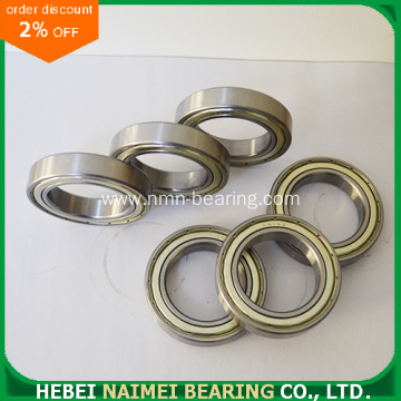 6802ZZ 6802-2RS Sealed Thin Wall Ball Bearing 15x24x5