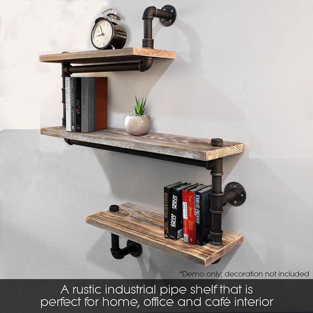 Wall Bookshelf Bracket