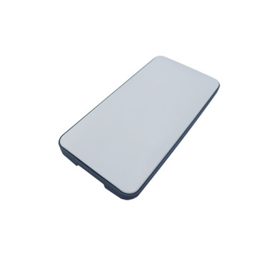Dual USB Square Power Bank for Smartphone