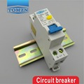 TOB3L-32F 18MM RCBO 20A 1P+N 6KA Residual current Circuit breaker with over current and Leakage protection