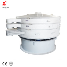 Good quality carbon steel calcium carbonate vibratory sifter sieving
