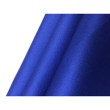 32s Cotton Spandex Satin Solid Fabric