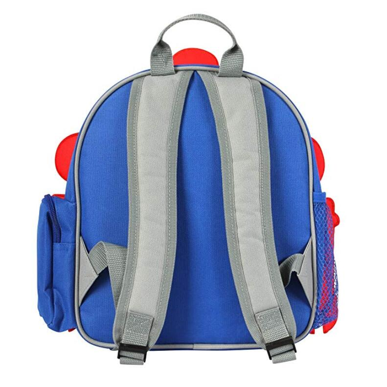 Robots Modelling Backpack 1