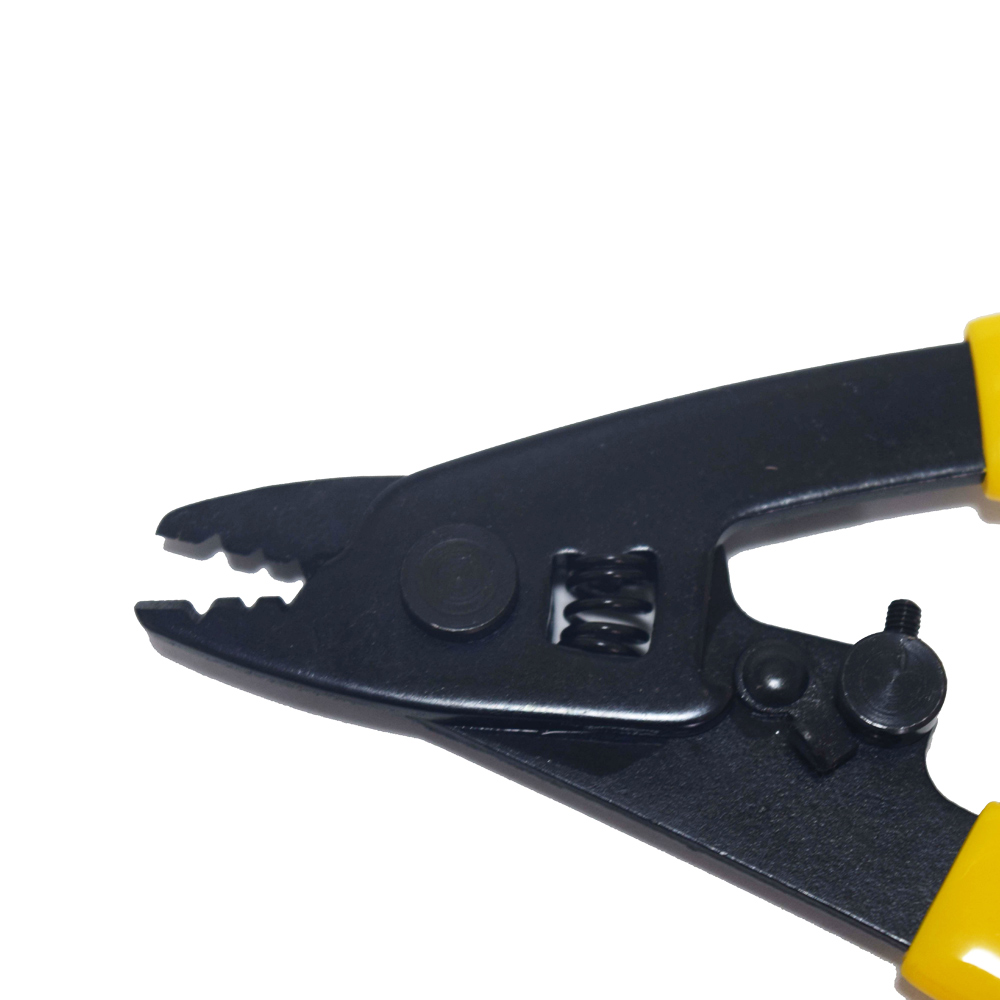Free shpping CFS-3 Three-port Fiber Optical Stripper/ Pliers/ Wire strippers FTTH Tools Optical Fiber Stripping Pliers