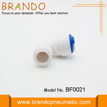 Plastic Quick Connect Pneumatic Tube Fittings