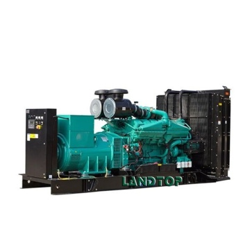 Deutz Generator 80kw with Stamford Alternator silent type