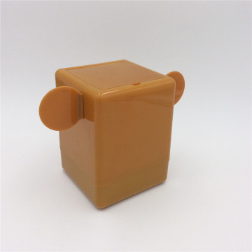 desktop garbage can plastic box