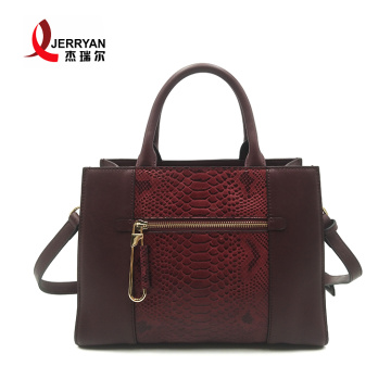 Genuine Leather Crossbody Purse Business Handbags