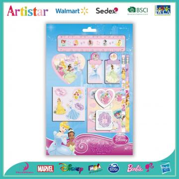 Disney Princess stationery set 2