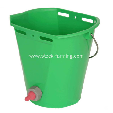 sheep goat Feeding Bucket With Feeding Nipple