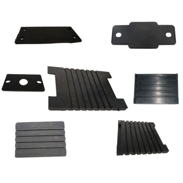 Railway Materials Insulating Rubber Pad