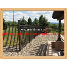 Professional Manufacturing Metal Fence for Garden