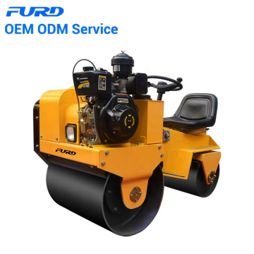 High Quality Mini Asphalt Road Roller with Inexpensive Price
