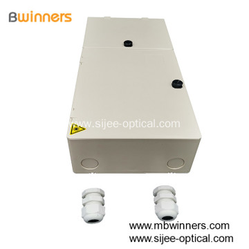 Compact Fiber Distribution Box 1X32 PLC Splitter