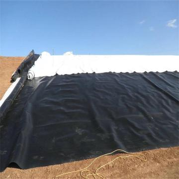 2mm HDPE LDPE  LLDPE geomembrane pond liner