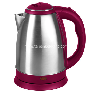 Electric kettle quick boil