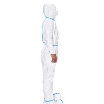 PP PE Type 4 Medical protective clothing