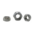 All metal stainless/carbon steel lock nuts type M