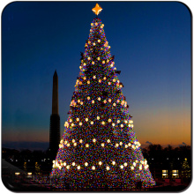 Outdoor Light Artificial LED Giant Christmas Tree