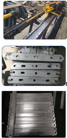 band steel punching line parts