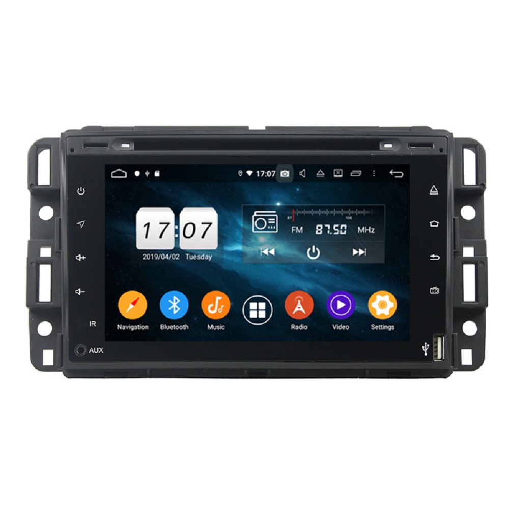 Yukon Android 10 Car Navigation System