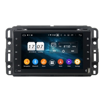 Yukon Tahoe 2012 Android 10 car gps navigation