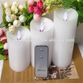 Remote control flameless led candle