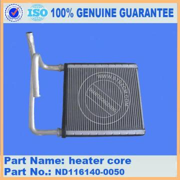 Air conditioner PC300-7 heater core ass'y ND116120-7990