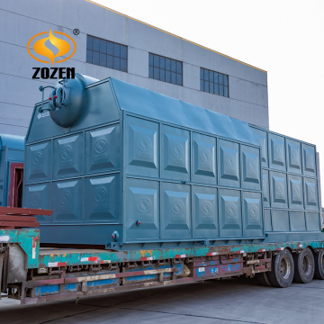 Wide Range 10ton Fuel Coal Biomass Steam boiler