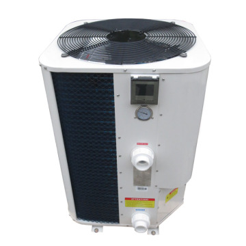 Pool heat pump hvac units