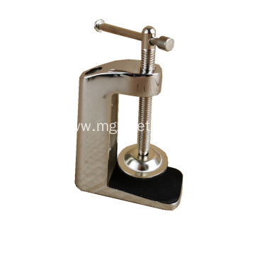 Chrome Plated Gooseneck Mirror Table Clamp