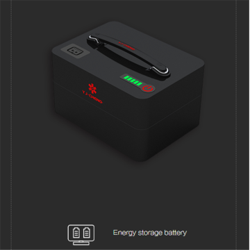 Residential LiFePO4 Battery Series Hello Power 4/ESS Battery