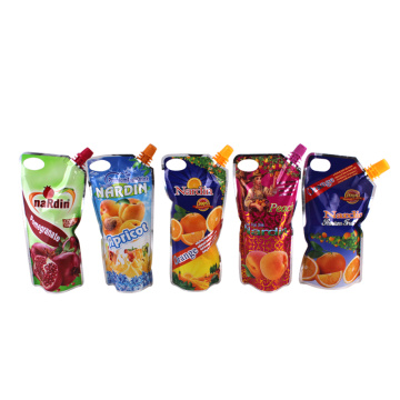 Customized Liquid Spout Pouch for Drink