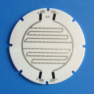 Industrial Heat Dissipation Custom AlN Ceramic Wafer