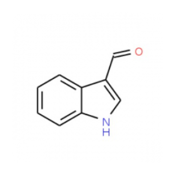 98%min Indole-3-carboxaldehyde CAS NO.487-89-8