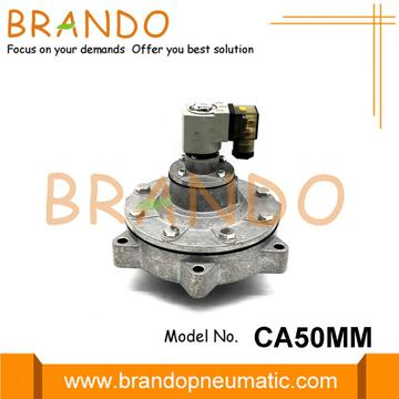 CA50MM 2'' Manifold Mount Pulse Jet Valve DC24V
