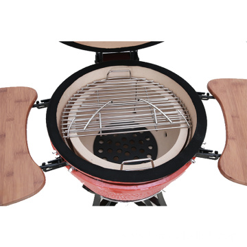 YQL Pizza Making Machine 21'' Iron Barbeque Oven