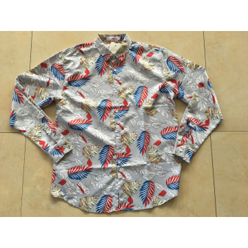 Cotton Printing Hawaii Shirt Australia