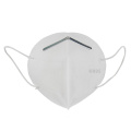 Reusable respirator safety face shield mask